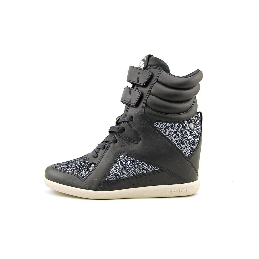 Reebok Alicia Keys Wedge Women s Sneakers Black Red White M41578 (SIZE   9.5)  Amazon.ca  Shoes   Handbags 8fb20516e