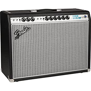 Fender Amplifiers Vintage Modified 68 Custom Vibrolux Reverb Tube Guitar Amplifier