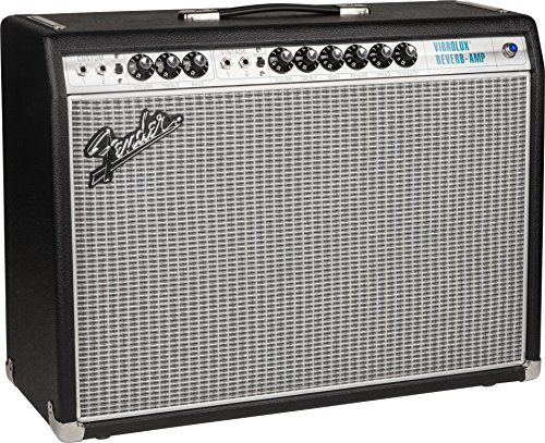 Fender Amplifiers Vintage Modified 68 Custom Vibrolux Reverb Tube Guitar Amplifier ()