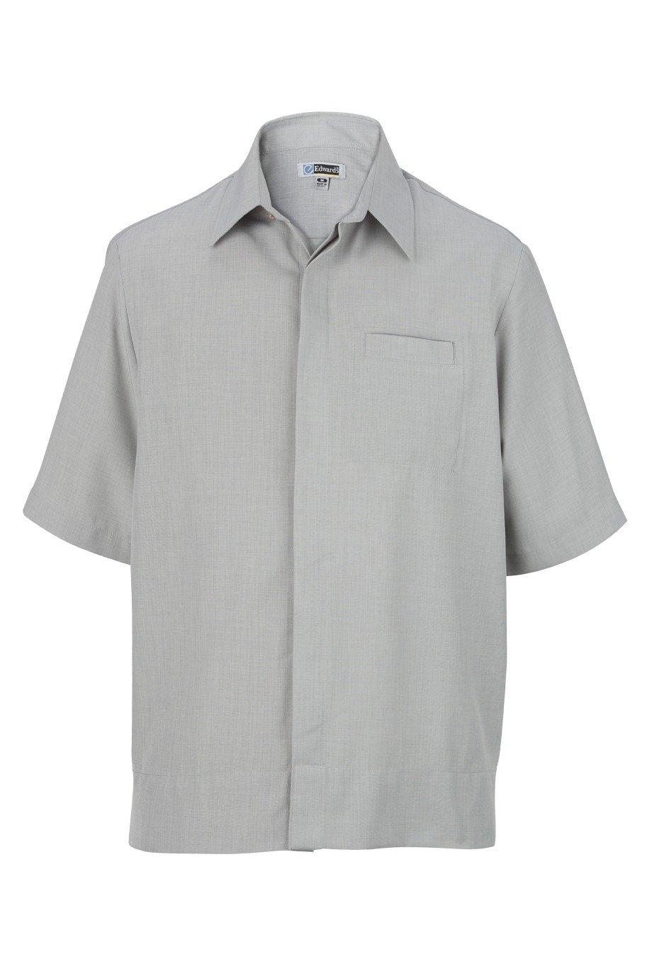 Edwards-Elliesox Elliesox Batiste Service Shirt 5XLT Platinum 1031 by Edwards-Elliesox