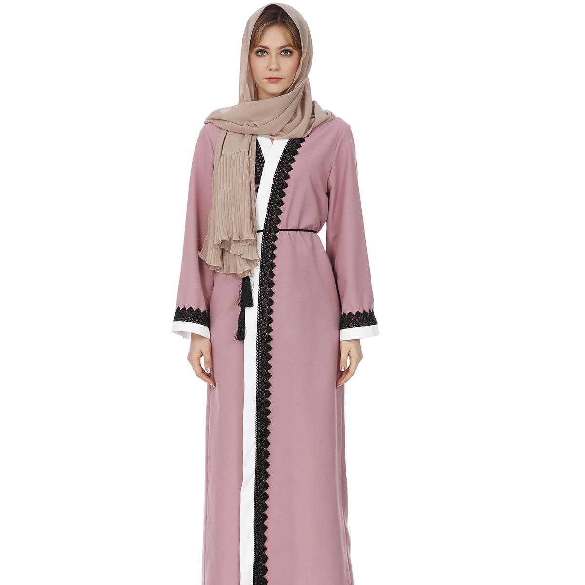 a4bc895dac602 Features: long dresses with long lace and long gowns. Style: Muslims\' long  dress. Occasion: a life banquet Festival