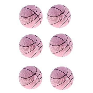 non-brand 6 Piezas Juguete de Pelota de Baloncesto Hinchable ...