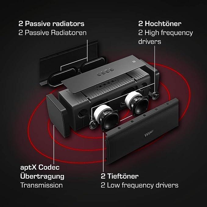 Do10 D Fine With D Fine Speaker 1 Speaker Black Elektronik