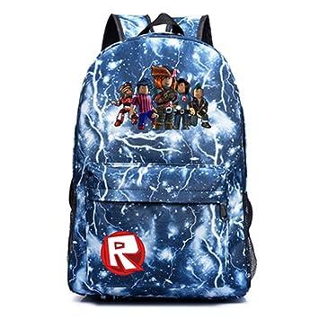Fashion Cool Roblox School Backpack College Shoulder Bag 1