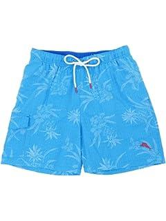 e1f79a9530 Tommy Bahama Naples Lobster Coast Swim Trunks | Amazon.com