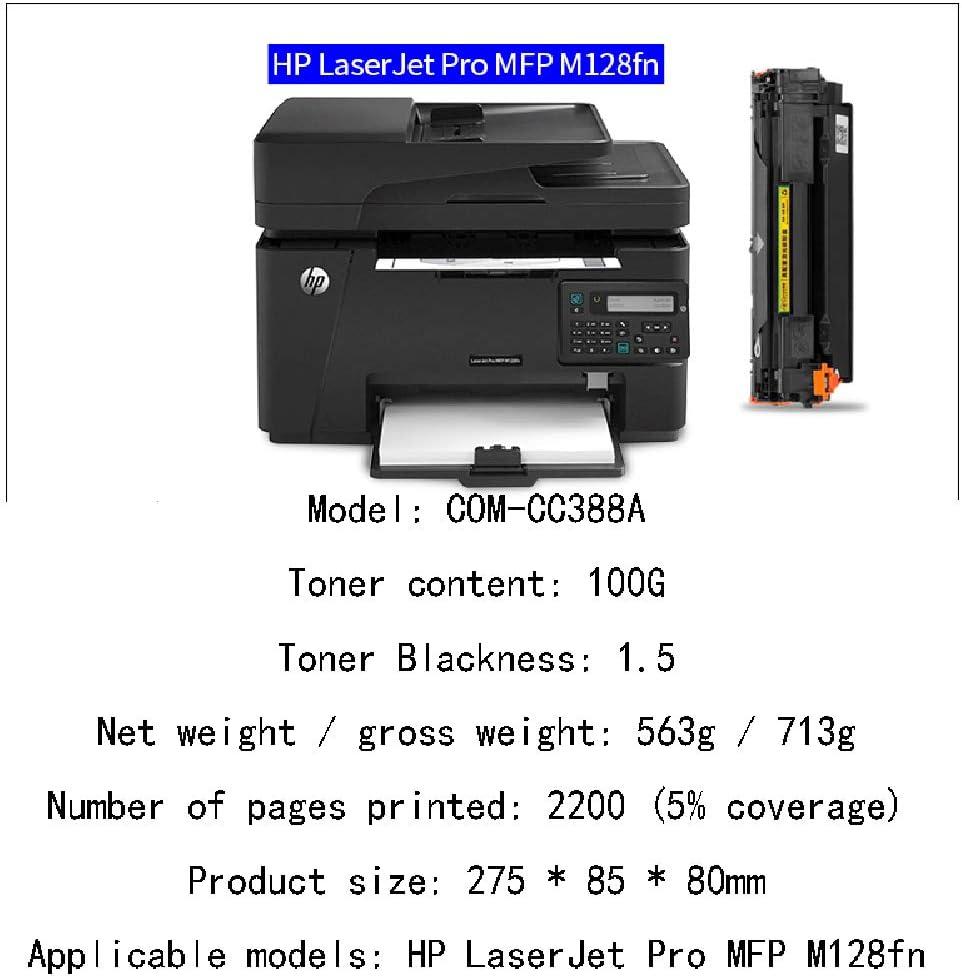 fw-13200pages for HP 128fn Toner Cartridge Laserjet Pro MFP M128fn M128fp GYBN Laser Toner Cartridge