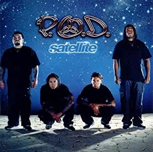 P.O.D. - Satellite - Limited Edition with DVD - POD