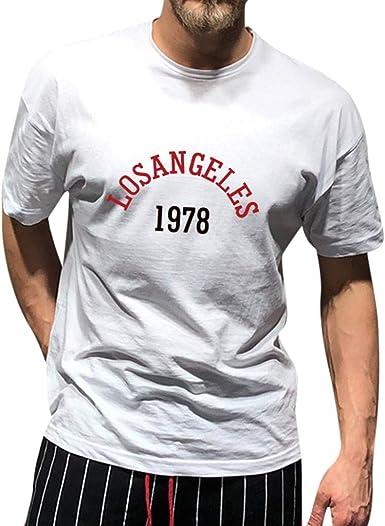 Vectry Hawaianas Hombre Manga Corta Camiseta Hombre Deporte Camiseta Hombre NBA Camisetas Tirantes Hombre Sudadera Hombre Comic Traje Hombre Slim Fit Ropa MontañA: Amazon.es: Ropa y accesorios