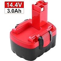 GatoPower 14,4v 3,0Ah NI-MH para Bosch Batería Reemplazo