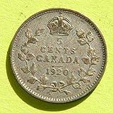 1920 CA George V Cent Good
