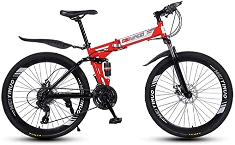 QZ Plegable de Velocidad Variable 26 Pulgadas de Bicicletas de ...