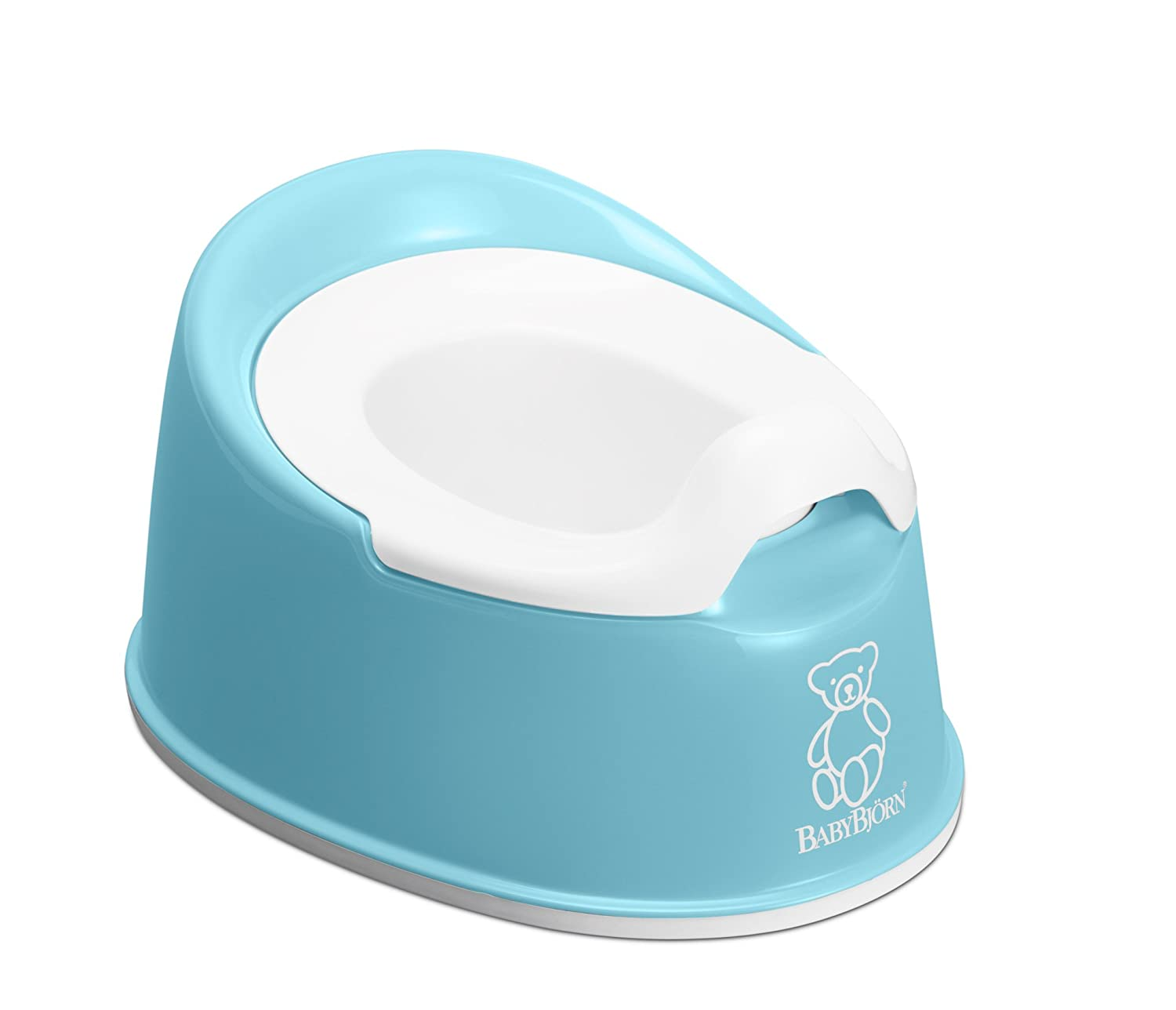 Deep Green//White BabyBj/örn 051268US Smart Potty