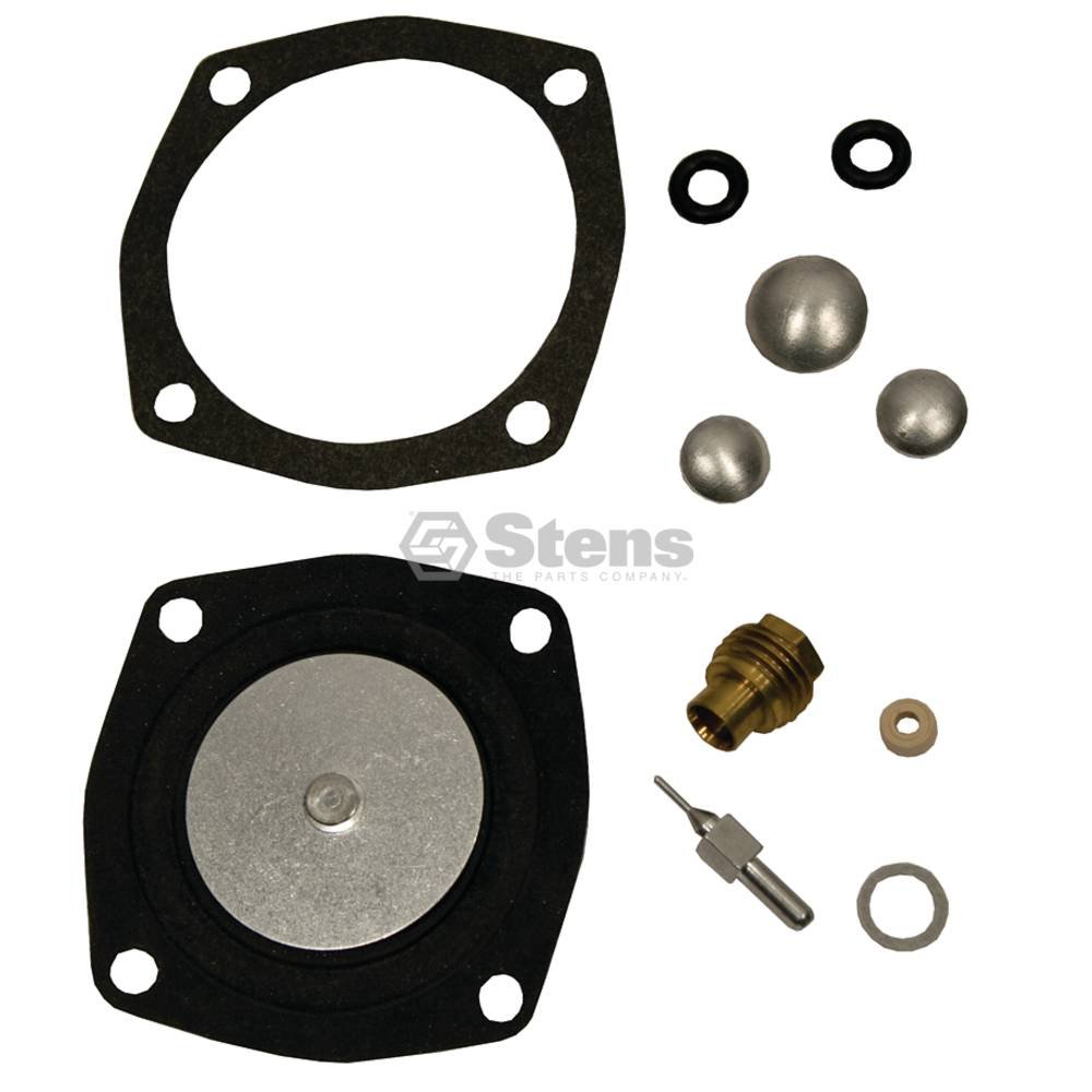 Stens 520 312 Carburetor Kit Tecumseh 631893a Diagram Parts List For Model H6075506n Tecumsehparts All Industrial Scientific