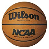 Wilson NCAA Composite Basketball 28.5'