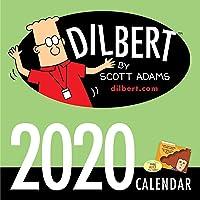 Dilbert 2020 Wall Calendar