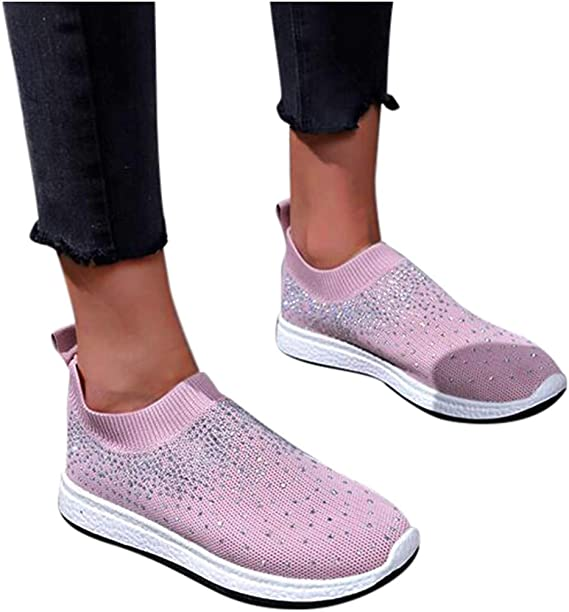 YiYLunneo Women Tennis Shoe Soft Sock