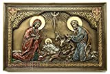The Nativity Of Jesus Wall Picture Holy family of Jesus 9.1''