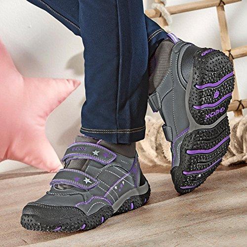 baby fairer Preis Original Geox Mädchen J Baltic Girl B WPF Sneaker