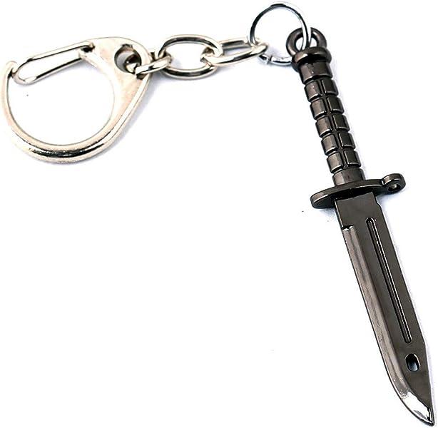 Amazon.com: Knife Keychains For Male Karambit Key Chain ...