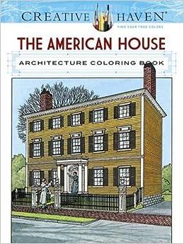 Amazon.com: Creative Haven The American House Architecture