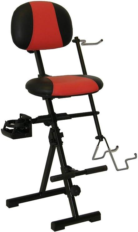 Guitarra, Guitarra silla, guitarristas taburete, asiento para ...