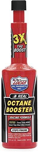 Lucas Oil 10026-12 Octane Booster