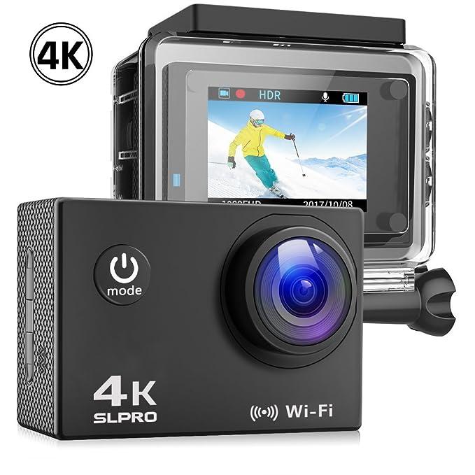 Foto & Camcorder Slpro Action Cam 4k 16mp Wifi Camera Ultra Full Hd Action Cam Wifi Kamera Unter