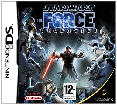 star wars the force unleashed nintendo ds