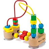 Melissa & Doug 3042 First Bead Maze - Wooden Educational Toy
