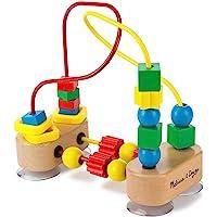 Melissa & Doug 3042 Bead Maze Toy, Multi, 4.2 x 7 x 8.6 inches ; 1.3 pounds, 1 Piece