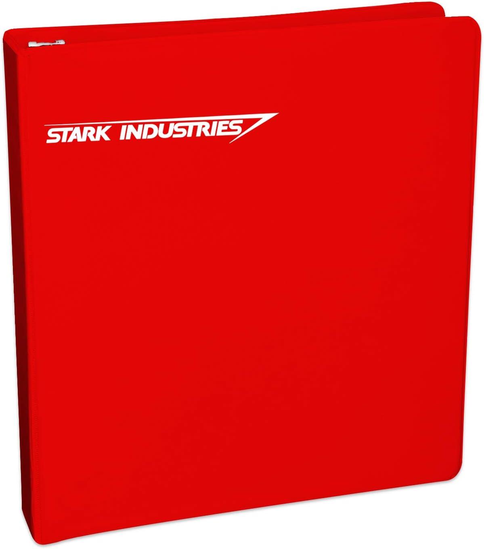 Stark Industries Sticker Decal Notebook Car Laptop 8 Bargain Max Decals White