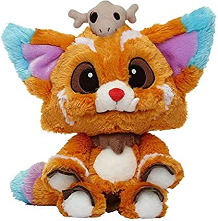 Big Penguin Stuffed Animal, Amazon Com Lfslas 32cm Game League Lol Gnar Plush Toys Doll Official Edition 1 1 Gnar Plush Toys Stuffed Animals For Christmas Birthday Gifts Toys Games