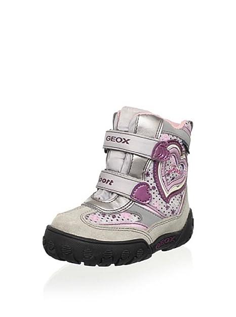 59d2cc05 Geox bebé niña Invierno Botas Gulp Girl Gris/Rosa WPF b1304 F 0 mn22 C0502  (GB de 235), Color Gris, Talla 21: Amazon.es: Zapatos y complementos