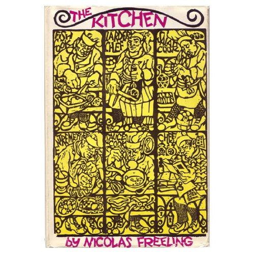 The kitchen;: A delicious account of the author's years as a grand hotel cook (Grande Kitchen)