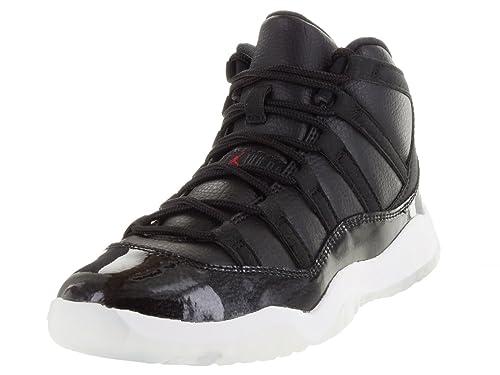 jordan 11 retro red bambino  Nike Jordan 11 Retro BP, Stivaletti Bambino: : Scarpe e borse