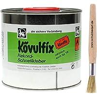 Kömmerling Kövulfix Record 300gr. leerlijm met extra penseel