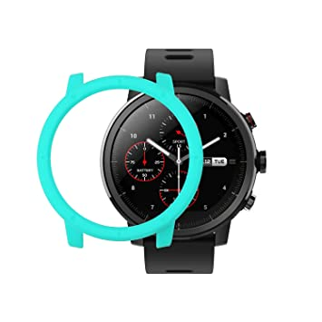 Sikai Amazfit Sports Smartwatch Stratos 2 Marco Caso Cubierta Proteger Shell Moda Protector Case Funda para Xiaomi Huami Reloj Carcasa Lightweight Hülle ...