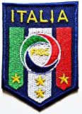 ITALIA Flag patch Ideal for adorning your jeans, hats, bags, jackets and shirts.