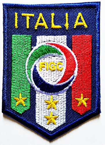 ITALIA Flag patch Ideal for adorning your jeans, hats, bags, jackets and shirts. by Rareeasy country Flag patch