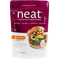 neat - Plant-Based - Southwest Mix (5.5 oz.) - Non-GMO, Gluten-Free, Soy Free, Meat Substitute Mix