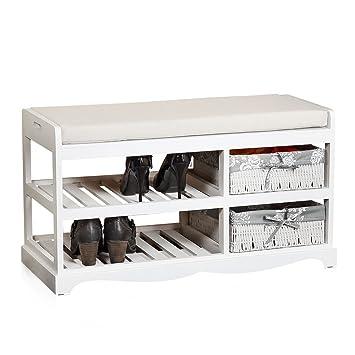 schuhregal mit sitzkissen aktuelle netto supermarkt schuhschrank angebote schuhregal emmy mit. Black Bedroom Furniture Sets. Home Design Ideas