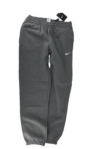 Nike Los Hombres Pantalones de Sudadera Gris carbón: Amazon.es: Ropa y accesorios
