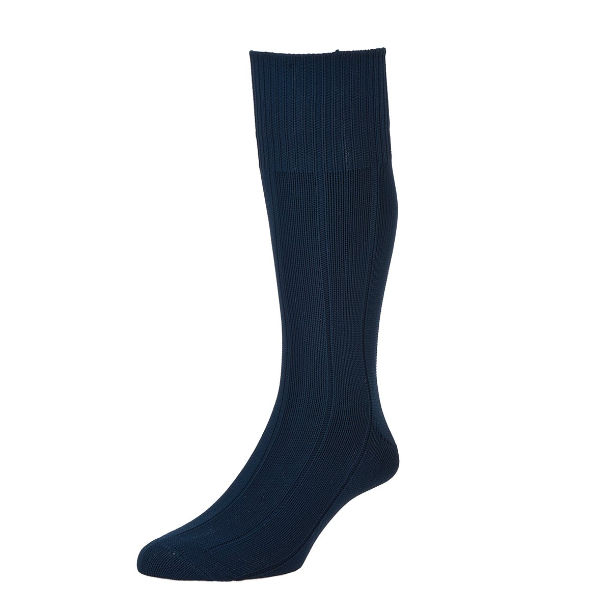Mens HJ Hall Indestuctible Socks - Long Length Above Calf - HJ1 Socks MSOXHJ1 1PK 6-11 Black