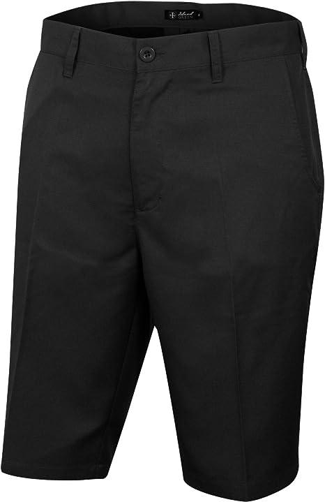 TALLA 36. Island Green Igsho1854ss Pantalones Cortos de Golf para Hombre