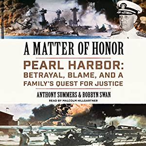 A Matter of Honor Audiobook