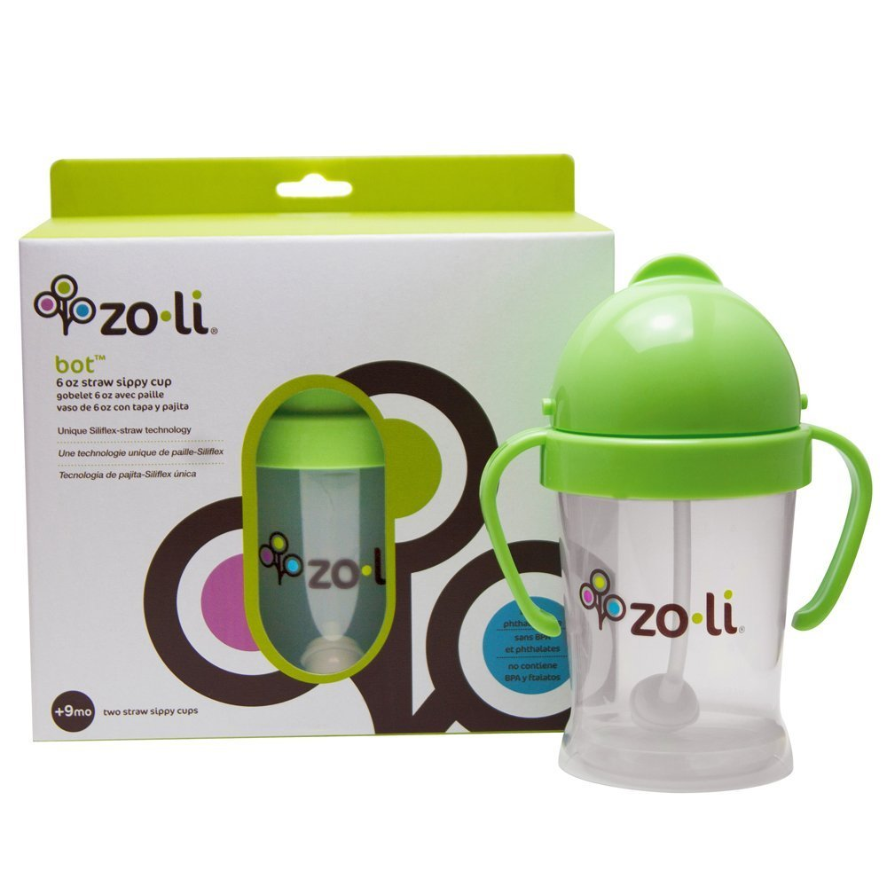 ZoLi BOT Twin Pack - Green - 6 oz