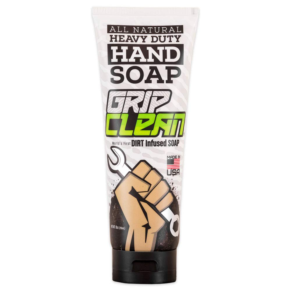 Grip Clean | Dirt Infused Heavy Duty Hand Cleaner - All Natural (10oz) product