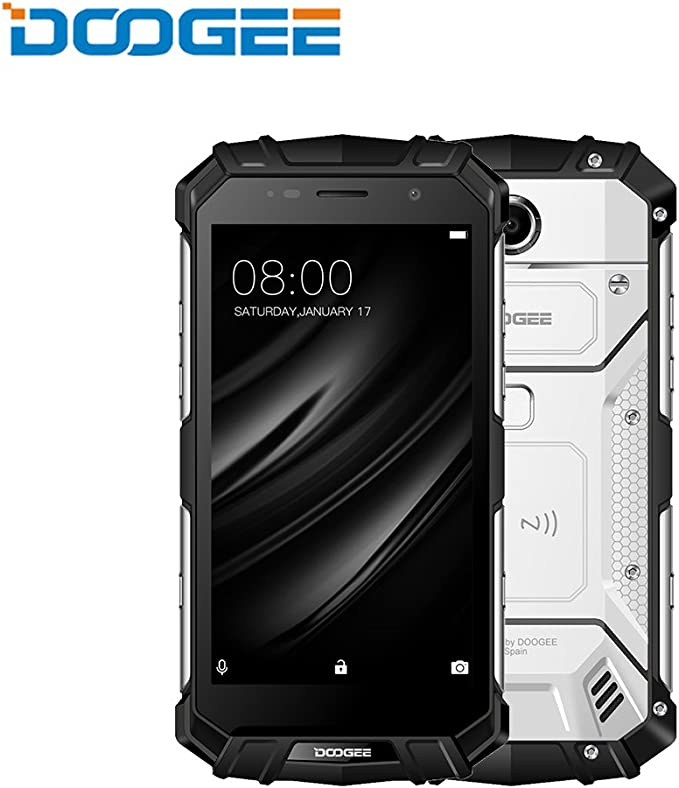 DOOGEE S60 Lite 4 GB + 32 GB Smartphone IP68 5.2 Pulgadas Android ...