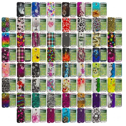 "myLife Green Hundred Dollar Series (Piece Snap On) Hardshell Plates Case for the Samsung Galaxy S4 ""Fits Models: I9500, I9505, SPH-L720, Galaxy S IV, SGH-I337, SCH-I545, SGH-M919, SCH-R970 and Galaxy S4 LTE-A Touch Phone"" (Clip Fitted Back Solid Cover Case + Rubberized Tough Armor Skin)"