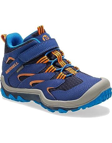 257a3d017d0cb Merrell Kids' Chameleon 7 Access Mid a/C WTRPF Hiking Shoe